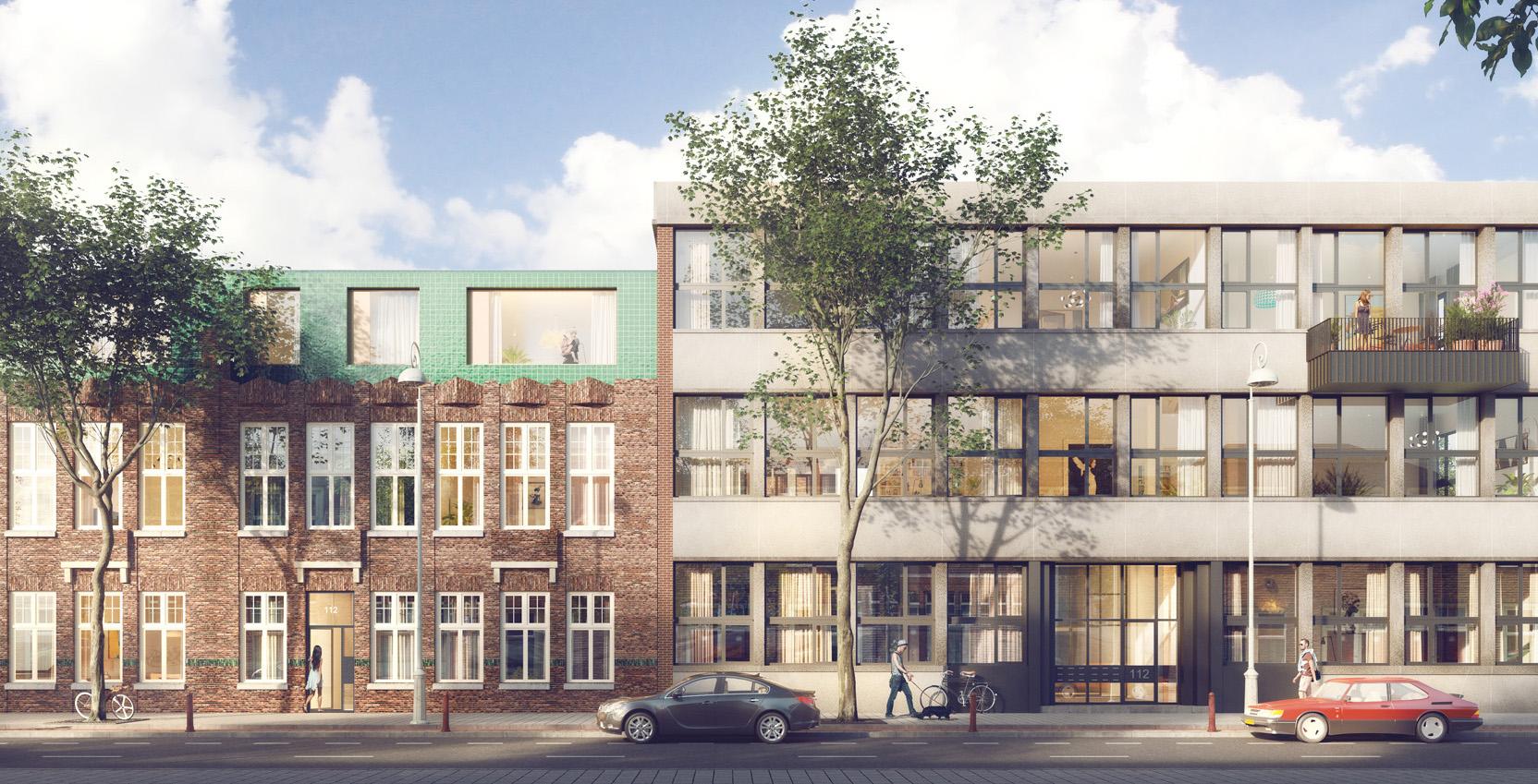 In De Oude Modeschool wonen met gietvloer van Coatingvloer.nl