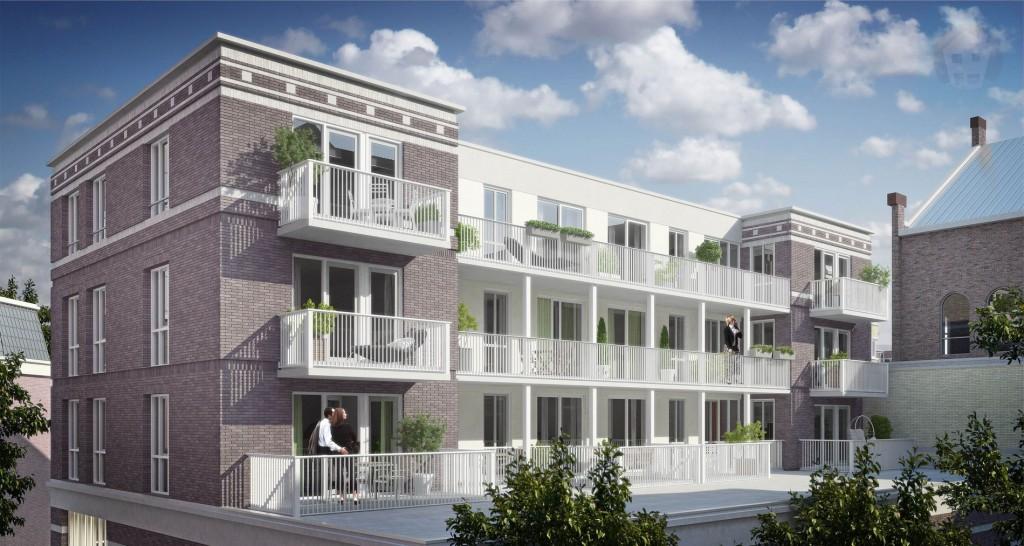 Oostpoort met Coatingvloer.nl als leverancier in gietvloeren